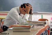 در کلاس درس معلمان به چه علتی خسته می شوند