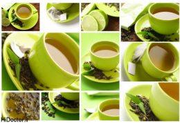 آیا در دوران حاملگی  میتوانیم چای سبز بنوشیم