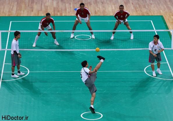 قوانین و مقررات و آموزش ورزش سپک تاکرا