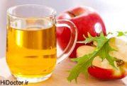 برای لاغری سرکه سیب، عسل، و چای سبز