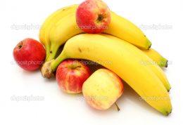 چرا باید موز، سیب و گلابی بخوریم؟