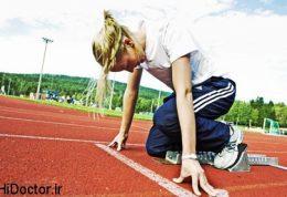 در ورزش اضطراب چرا بوجود می آید