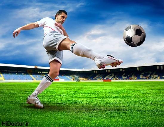 آشنایی با قوانین و مقررات فوتبال