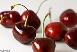 عکس های زیبا از میوه ی گیلاس