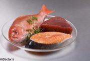 تاثیر مهم  ماهی در جلوگیری از کمبود ید
