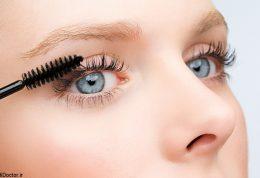 اول ماتیک میزنید  یا اینکه  چشمهایتان را آرایش می کنید؟