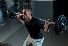 عضله سازی زیادتر با استفاده از هرنوع سیستم تمرینی