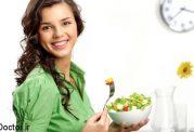 مشخصات اشخاصی که تغذیه سالم دارند