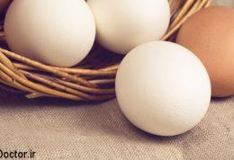 برای  سلامت چشم از تخم مرغ غافل نشوید