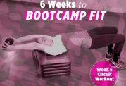 آموزش تصویری بدنسازی در ۶ هفته ( بخش 5)