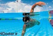 برای کاهش وزن شنا نکنید!