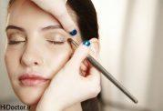 تجربه زیباترین آرایش طبیعی صورت