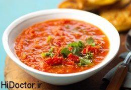 پیشنهاد امروز برای شما، سوپ سلامتی