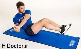 اصول تکنیکی تقویت عضله های شکم و پهلو