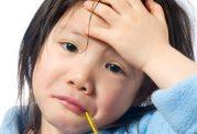 نکات مهم تب در کودکان