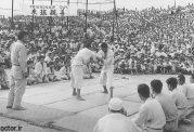تاریخچه ی پیدایش و پیشرفت ورزش رزمی جودو