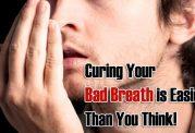 روش خانگی برای رفع بوی بد دهان