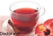دمنوش چای سرخ یا همان ترش