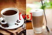 نوشیدنی های انرژی زا :  قهوه سیاه  در مقابل اسپرسو