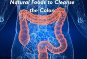 10 غذا برای دفع سموم از روده بزرگ