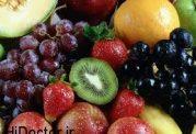 میوه های خوش آب و رنگ اما سرطان زا