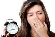 بررسی علل و روش های درمان بی خوابی و بد خوابی (اینسومنیا)
