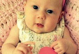 فقط این نوزاد درکل دنیا گریه نمیکند