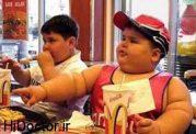 شیوع چاقی مزمن در کلاس اولی ها