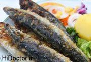 فواید خوردن ماهی همراه با استخوانش