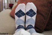 فایده پوشیدن جوراب زمان خواب چیست؟