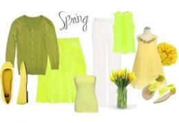 آیا رنگ زرد بعنوان انتخاب رنگ لباس خوب است؟
