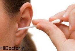 دستورالعمل اصولی تمیز کردن گوش