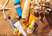 نکاتی در مورد آفتاب، انواع و اثرات ضد آفتاب ها