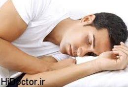 اصولی خوابیدن را یاد بگیرید