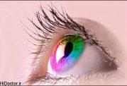 درد زایمان  با رنگ چشم ارتباط دارد
