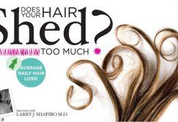 آیا از ریزش موهایتان به ستوه آمده اید؟