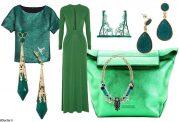 آیا رنگ سبز بعنوان انتخاب رنگ لباس خوب است؟