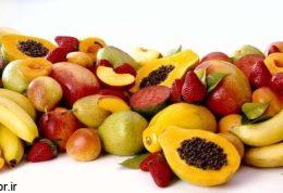 بهترین میوه های ضدخشکی پوست
