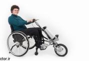 لذت دوچرخه سواری برای معلولان