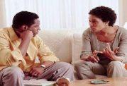 نشستن پای صحبت های زناشویی و مدیریت آن
