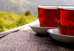 نوشیدن چای با خرما و توت خشک ممنوع
