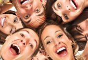 حرکات صورت هنگام خنده و پی بردن به شخصیت افراد