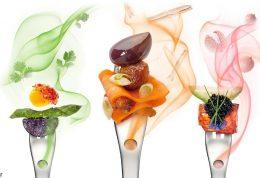 درمان بیماری ها با رایحه و ظاهر مواد غذایی