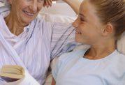 شیرخشک تاثیرگذار در خانه سالمندان