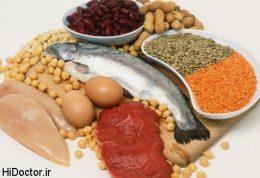 اصلی ترین نکته در مصرف پروتئینها