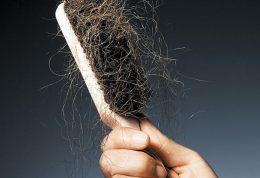 ریزش مو نتیجه نخوردن سحری