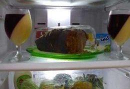 میزان پا برجا و سالم ماندن غذا در یخچال