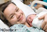 تشویق مادران باردار برای زایمان طبیعی