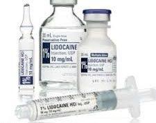 لیدوکائین برای کودکان مرگ آور است