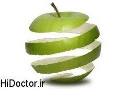 پوست سیب پرفایده تر از خود سیب است!